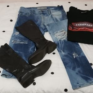 Vintage Express Jean's 🎀